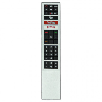Controle Remoto Para Tv Aoc Led Smart 4k Netflix Rc4183901