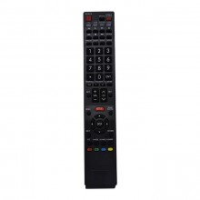 Controle Remoto Para Tv Led Sharp Aquas Netflix